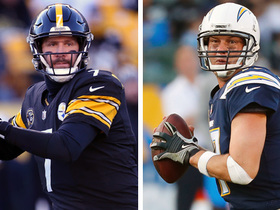 Watch: Who's more likely to catch Brady as AFC's best QB: Rivers or Roethlisberger?