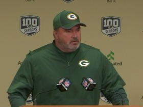 Watch: Mike McCarthy 'very pleased' with Day 1 of Packers OTAs