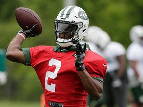 Kim Jones: Teddy B 'probably had the best day' of Jets QBs at OTAs