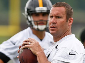 Big Ben on Mason Rudolph: 'I've never been the type to be rude or mean'