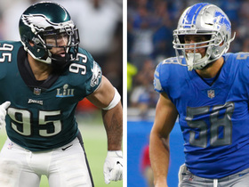 Watch: Eagles release Mychal Kendricks, lose Paul Worrilow to torn ACL