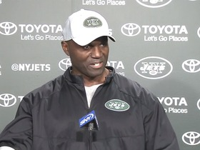 Watch: Bowles announces Hackenberg has been traded to Raiders