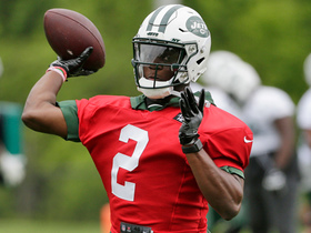 Watch: Michael Robinson: Teddy Bridgewater could be 'trade bait' for Jets at this point