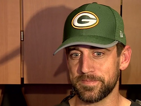 Watch: Aaron Rodgers: 'I don't know why you'd cut Jordy and bring in Dez'