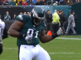 Watch: Fletcher Cox is a strong, strong man