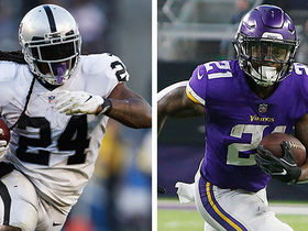 Watch: Marshawn Lynch or Jerick McKinnon: Which Bay Area RB will have more rushing yards in 2018?