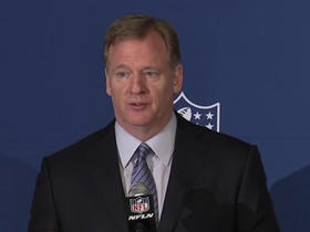 Watch: Goodell announces the host cities for 2019 NFL Draft, Super Bowls LVII, LVIII