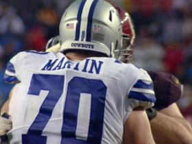 Watch: Jason Garrett on Zack Martin: 'We want him to be here for a long time'