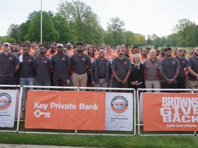 Watch: Cleveland Browns Foundation hosts 19th Annual Golf Tournament