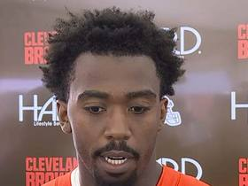 Watch: Tyrod Taylor reacts to Browns' attempted trade for Nick Foles