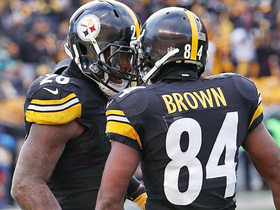 Should Antonio Brown have called out Le'Veon Bell for OTA no-show?
