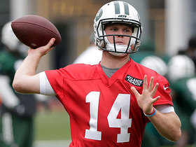 Watch: Tony Richardson: Sam Darnold isn't about the bright lights of New York
