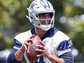 Watch: Kay Adams: It's Dak Prescott's time to step up this season