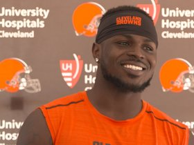 Watch: Jabrill Peppers: The defense is flying around making plays