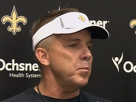 Sean Payton on Mark Ingram: 'He won't miss the mandatory minicamp'