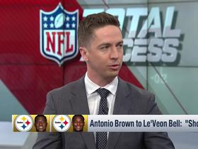 Watch: Pelissero: Le'Veon Bell's contract target is $17M per year