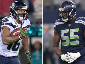 Watch: Pelissero highlights two players the Seahawks may prioritize over Thomas in contract talks