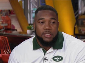 Watch: Nathan Shepherd: Todd Bowles is always straightforward