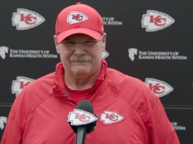 Watch: Did Andy Reid drop a 'Dazed and Confused' reference during his press conference?