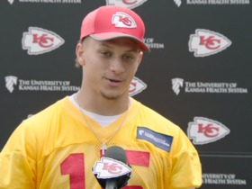 Watch: Patrick Mahomes explains the origin of his nickname 'Pattycakes'