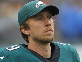 Garafolo: Browns trade talks 'never got close' to the point where Foles would talk with Eagles