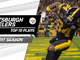 Watch: Steelers Top 10 Plays of 2017