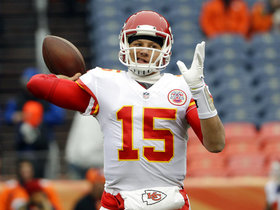 Kyle Brandt: Patrick Mahomes should be expected to player better than Alex Smith right away