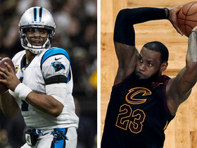 Does Cam Newton need to be 'LeBron' to carry Panthers to playoffs?
