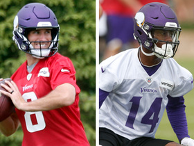 Pelissero: Vikings WRs already gushing over Cousins after a few OTA practices