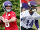 Watch: Pelissero: Vikings WRs already gushing over Cousins after a few OTA practices