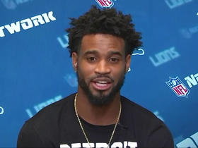 Darius Slay on 'Top 100 Players of 2018' ranking: I feel like I should be 'Top 20'
