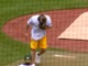 Watch: Clay Matthews hit in face by line drive in charity softball game