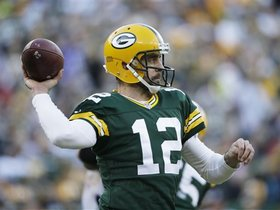 Burleson: The pressure for Aaron Rodgers is fulfilling everyone else's expectations