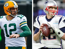 What impact would Rodgers' potential contract have on Brady?