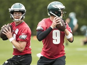 Who starts Week 1 for Eagles: Carson Wentz or Nick Foles?