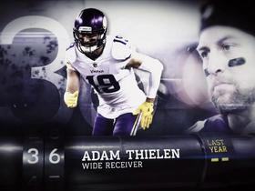 'Top 100 Players of 2018': Adam Thielen | No. 36