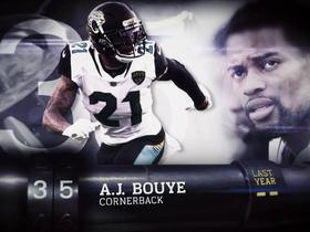 'Top 100 Players of 2018': A.J. Bouye | No. 35
