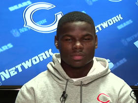 Tarik Cohen: 'I'm learning every position' in Bears' new offense