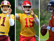 Watch: Which QB would you rather have: Alex Smith, Patrick Mahomes or Mitchell Trubisky?