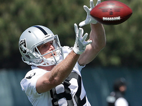 What can Jordy Nelson teach Derek Carr after playing with Aaron Rodgers?