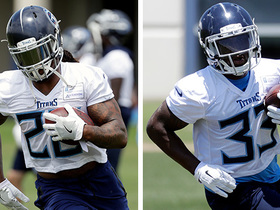 Scout's Notebook: How will the Titans use Derrick Henry, Dion Lewis?