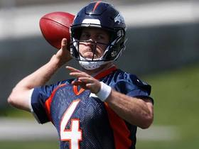 Palmer: Keenum has gone extra mile to build rapport with new Broncos teammates this offseason
