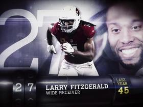 'Top 100 Players of 2018': Larry Fitzgerald | No. 27