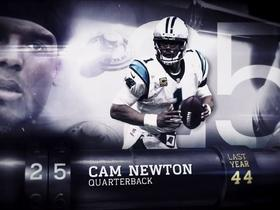 'Top 100 Players of 2018': Cam Newton | No. 25