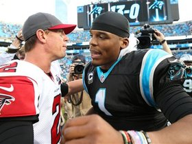 Which QB will get back to the Super Bowl first: Cam Newton or Matt Ryan?