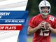 Watch: Best of Andrew Luck's first day at minicamp