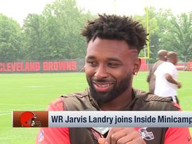 Landry on WRs: 'If we all play to our ability, we're going to be unstoppable'
