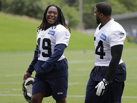 Bobby Wagner: Shaquem Griffin is showing his speed, smarts at minicamp