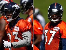 Devontae Booker or Royce Freeman: Who has the edge in Broncos' RB competition?