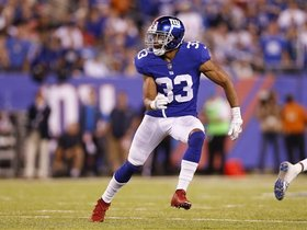 Adams: Giants secondary is a family all working together